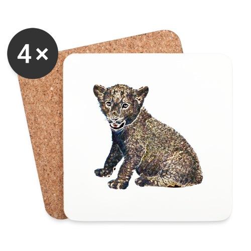 Lil Lion - Coasters (set of 4)