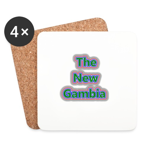The Nwe Gambia - Coasters (set of 4)