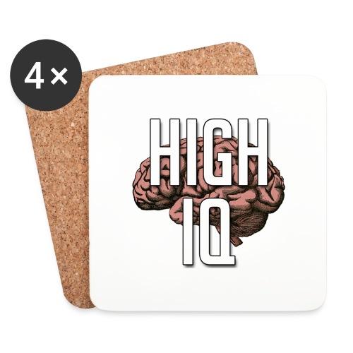 XpHighIQ - Dessous de verre (lot de 4)