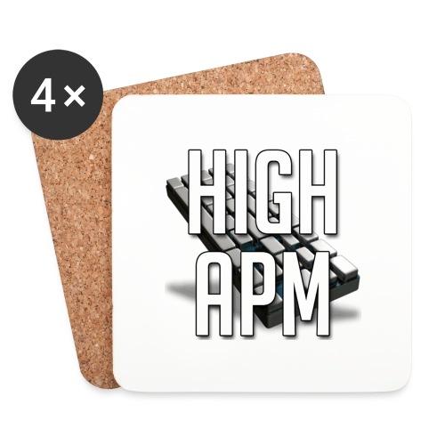 XpHighAPM - Dessous de verre (lot de 4)