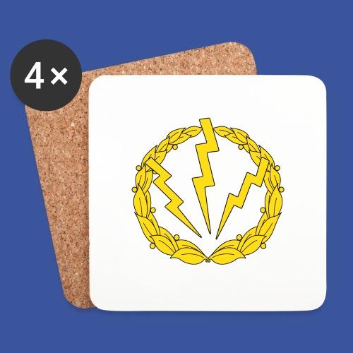 RLC Logo - Underlägg (4-pack)