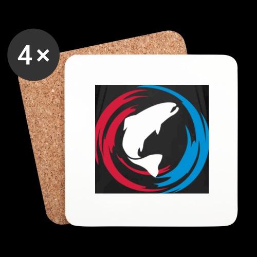 Logo Fisk - Underlägg (4-pack)
