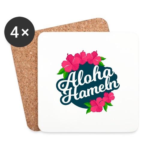 Aloha Hameln | Hawaii SunShine | - Untersetzer (4er-Set)