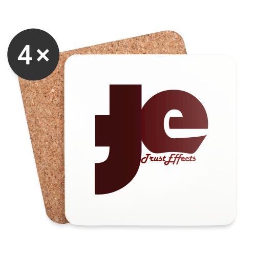 company logo - Coasters (set of 4)