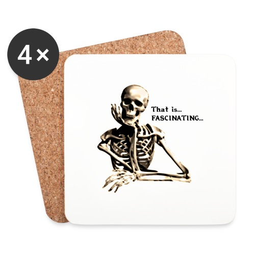 That Is Fascinating - Coasters (set of 4)