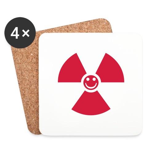 Atom! - Underlägg (4-pack)