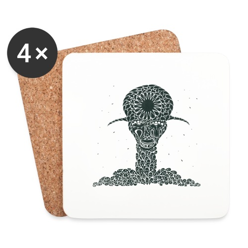 Thanatos - Coasters (set of 4)