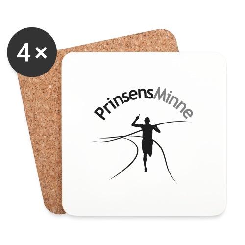 PrinsensMinne logga - Underlägg (4-pack)