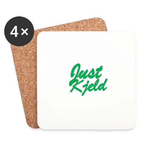 JustKjeld - Onderzetters (4 stuks)