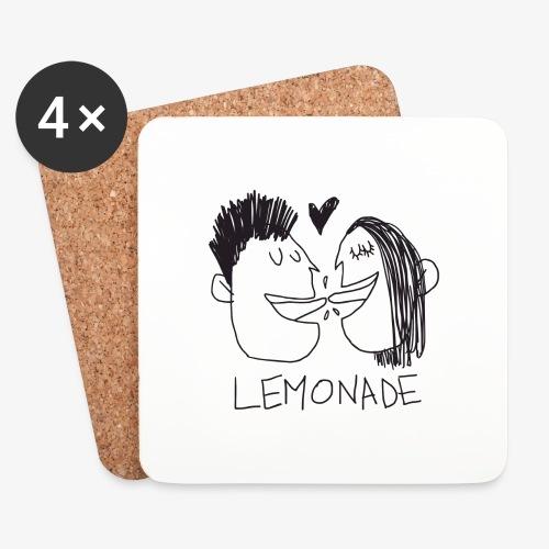 Lemonade Kiss - Sottobicchieri (set da 4 pezzi)