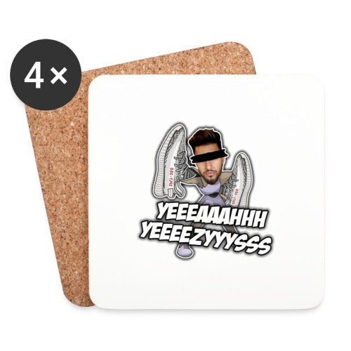 Yeah Yeezys! - Untersetzer (4er-Set)