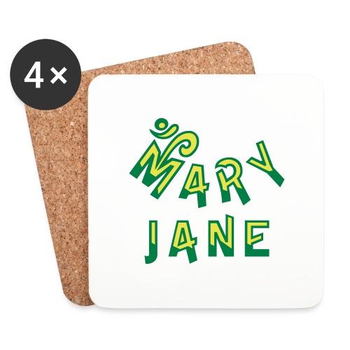 Mary Jane - Coasters (set of 4)