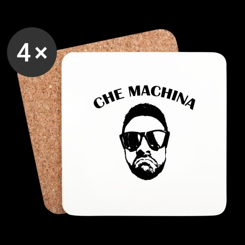 CHE MACHINA - Sottobicchieri (set da 4 pezzi)
