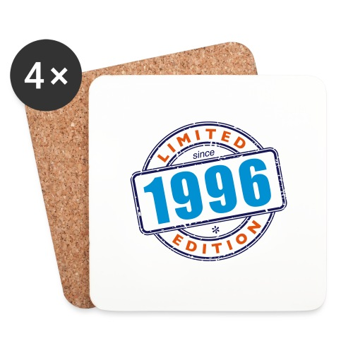 LIMITED EDITION SINCE 1996 - Untersetzer (4er-Set)