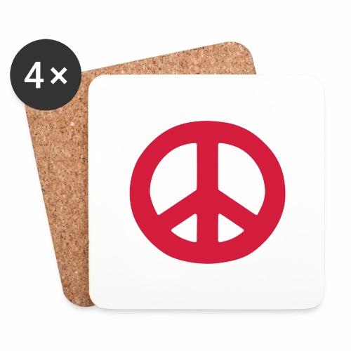 Peace - Coasters (set of 4)