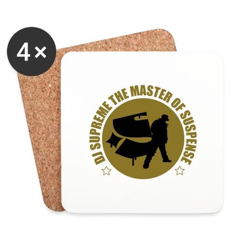 Master of Suspense T - Coasters (set of 4)