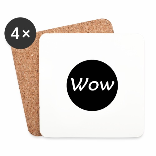 Vswow - Coasters (set of 4)