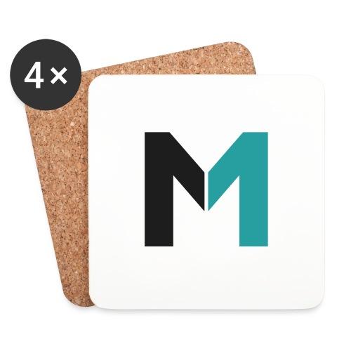 Logo M - Untersetzer (4er-Set)