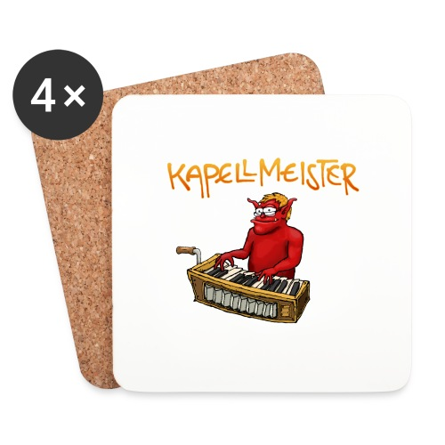 Kapellmeister - Coasters (set of 4)