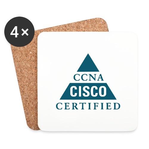 ccna male - Podstawki (4 sztuki w zestawie)