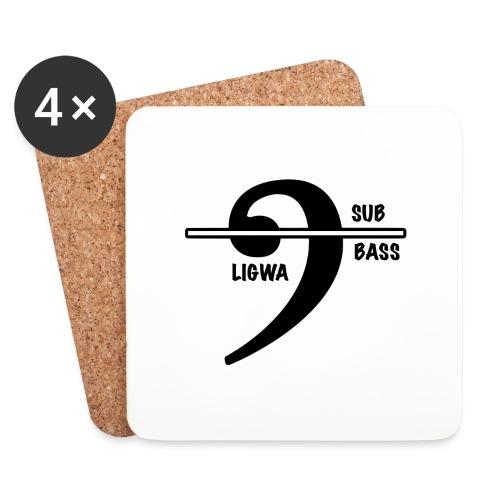 LIGWA SUB BASS - Coasters (set of 4)