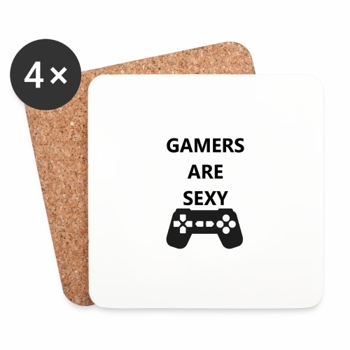 GASController - Coasters (set of 4)