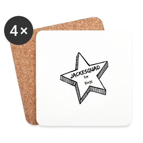 JACKESQUAD - Underlägg (4-pack)