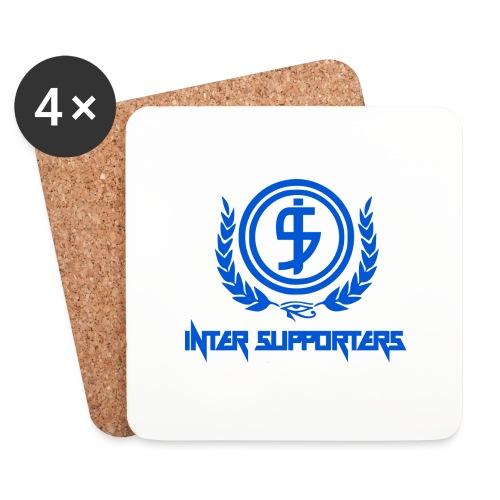 Inter Supporters Classic - Sottobicchieri (set da 4 pezzi)