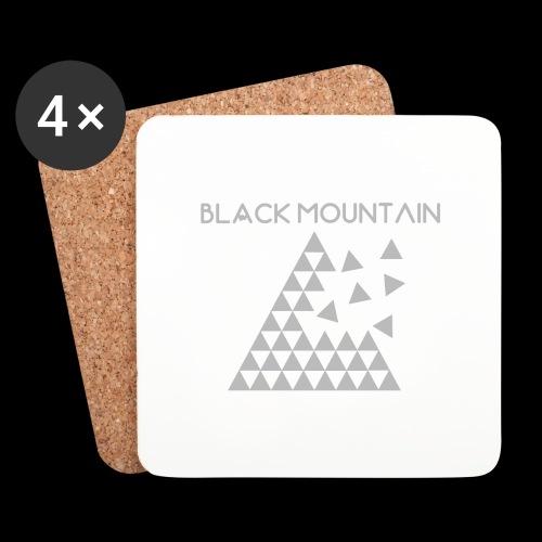 Black Mountain - Dessous de verre (lot de 4)