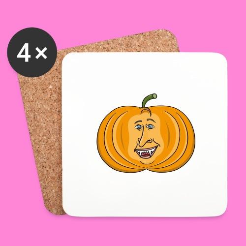 Rick pumpkin - Onderzetters (4 stuks)