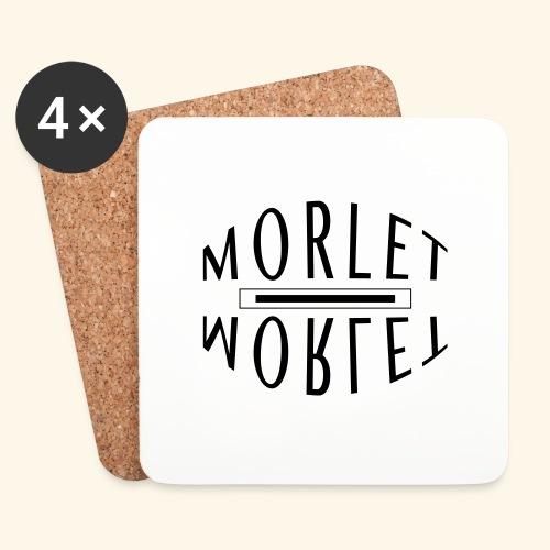 Morlet - Dessous de verre (lot de 4)