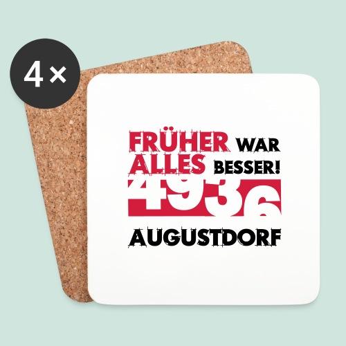 Früher 4936 Augustdorf - Untersetzer (4er-Set)