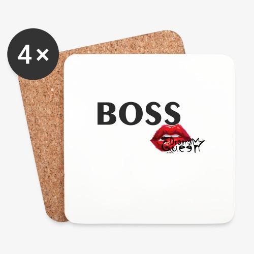 BOSS - Coasters (set of 4)