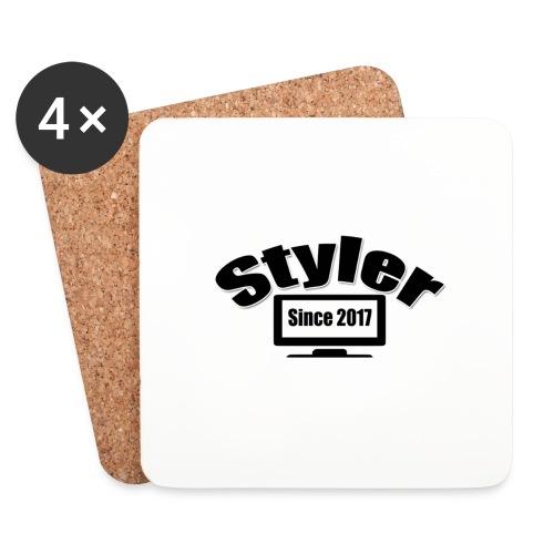 Styler Designer Kleding - Onderzetters (4 stuks)