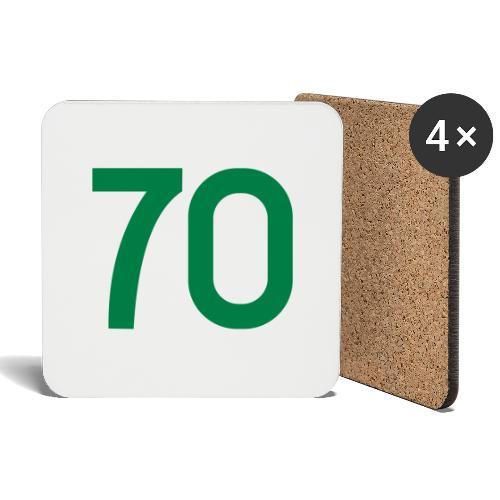 Football 70 - Coasters (set of 4)
