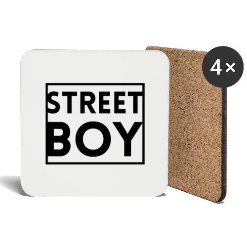 street boy - Dessous de verre (lot de 4)