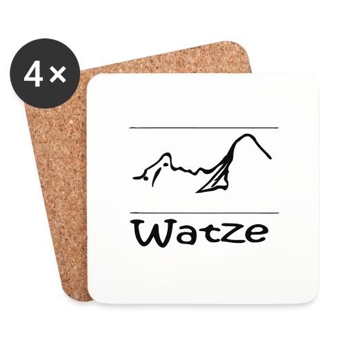 Watze - Untersetzer (4er-Set)