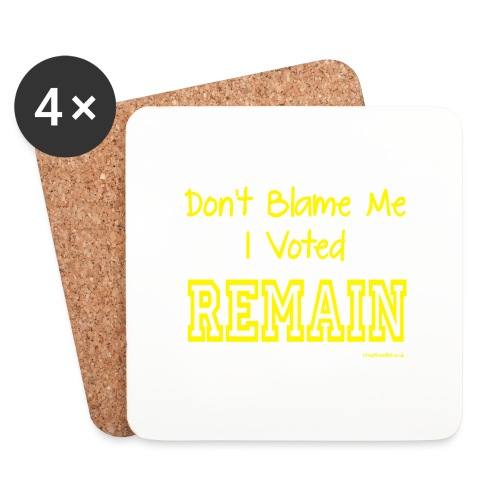 Dont Blame Me - Coasters (set of 4)
