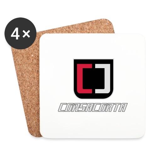 Premium - Corsacorta - Sottobicchieri (set da 4 pezzi)