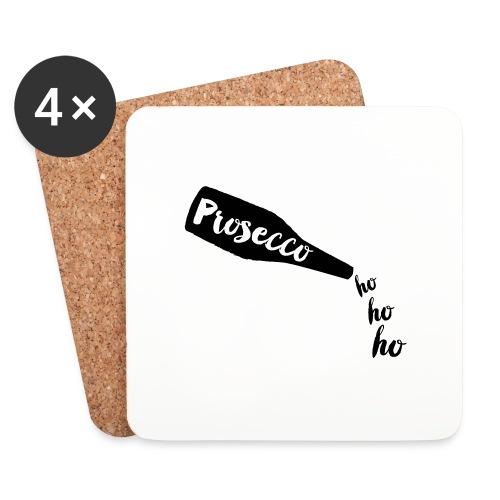 Prosecco Ho Ho Ho - Coasters (set of 4)