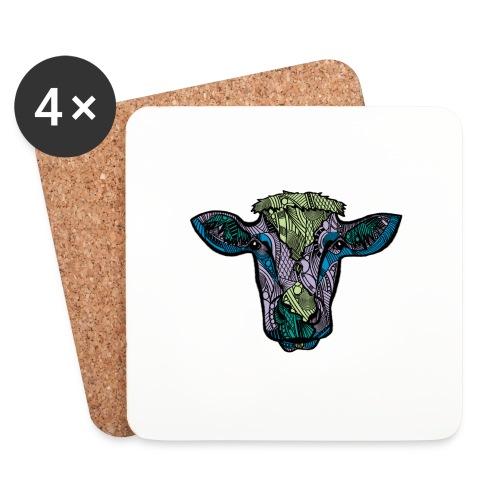 Cow - Brikker (sett med 4)