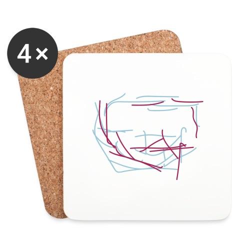 Outside the box - Underlägg (4-pack)