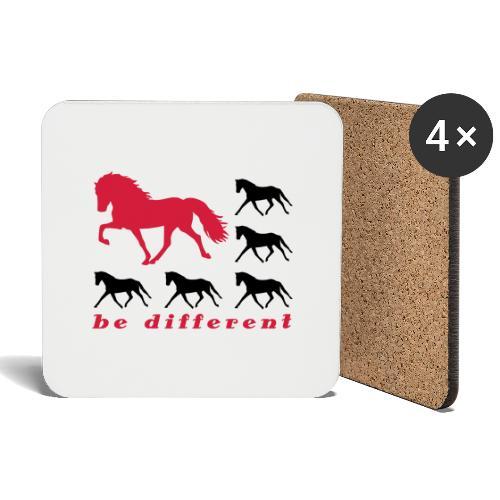 be different - Untersetzer (4er-Set)