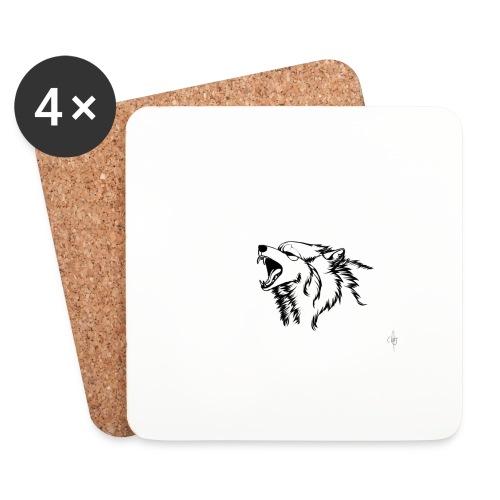 wolf - Underlägg (4-pack)