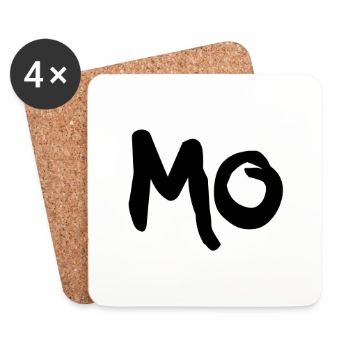 MO Logo - Untersetzer (4er-Set)