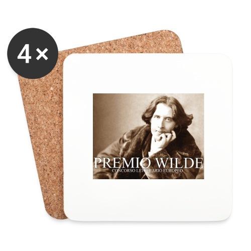 Wilde european award - Sottobicchieri (set da 4 pezzi)
