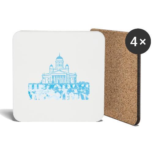 Helsinki Cathedral - Coasters (set of 4)
