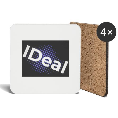 IDeal loggo - Underlägg (4-pack)