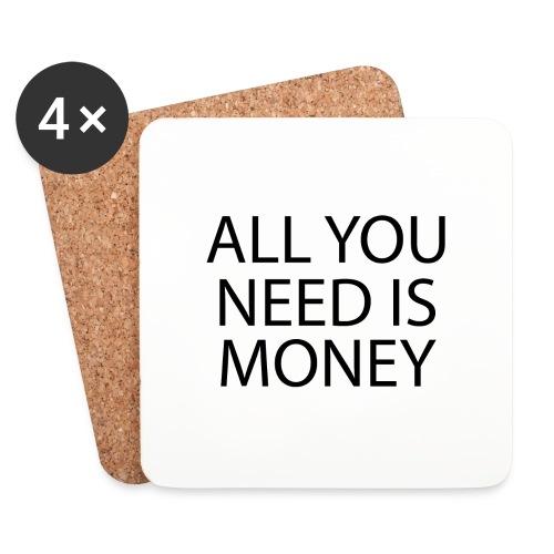 All you need is Money - Brikker (sett med 4)