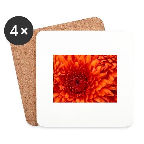 Chrysanthemum - Posavasos (juego de 4)